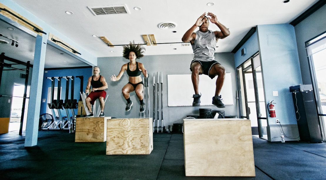 Why Plyometrics Workouts Are a Faster, More Efficient Way ...