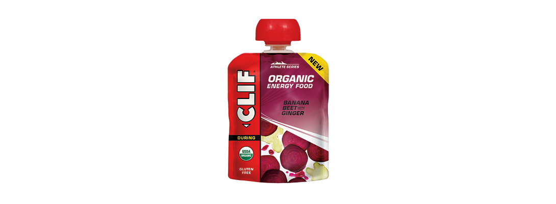CLIF Organic Energy Food Banana Beet with Ginger
