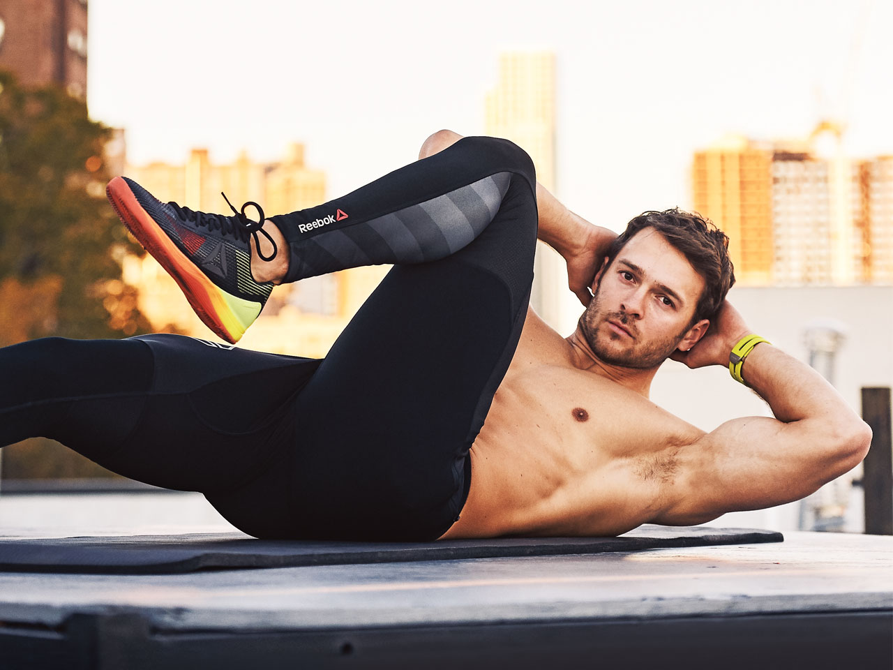 The triple-threat workout to attack your abs from every angle