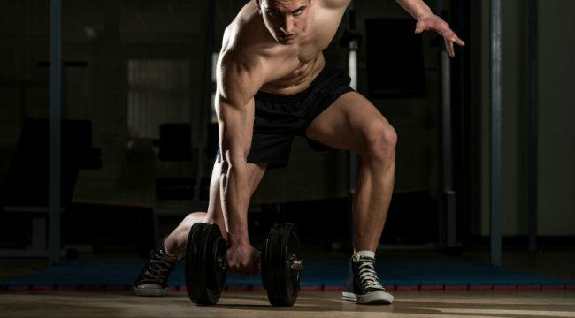 Bodybuilder DB