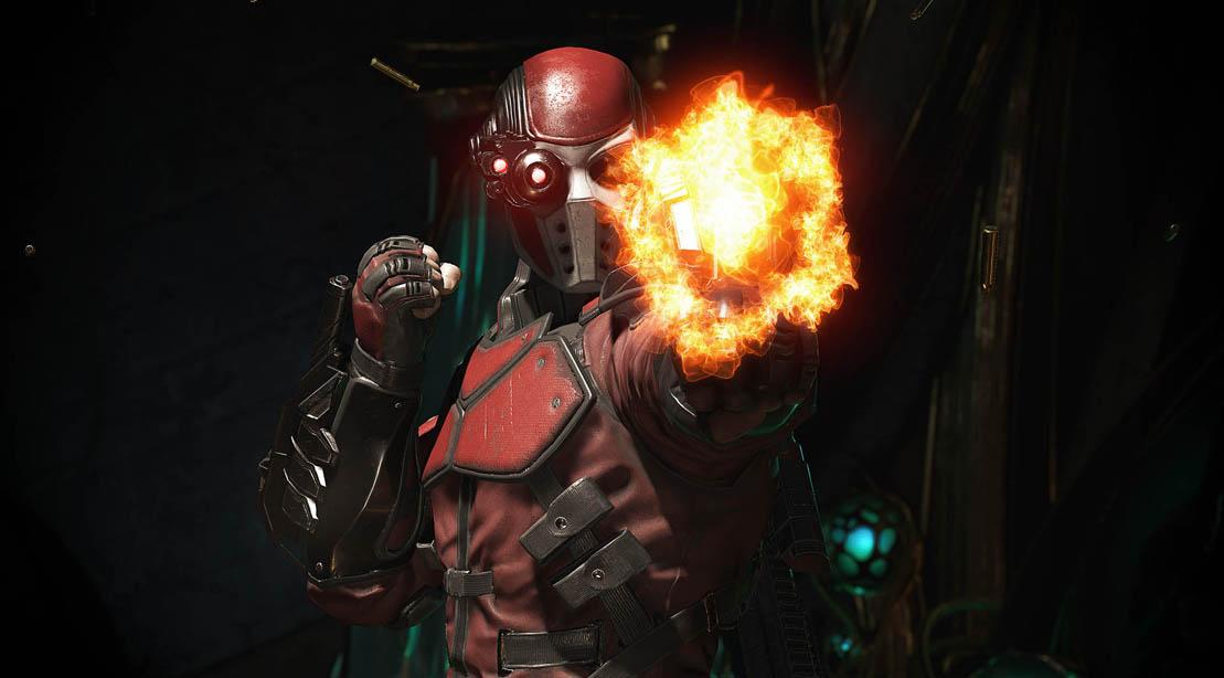 Deadshot In Injustice 2