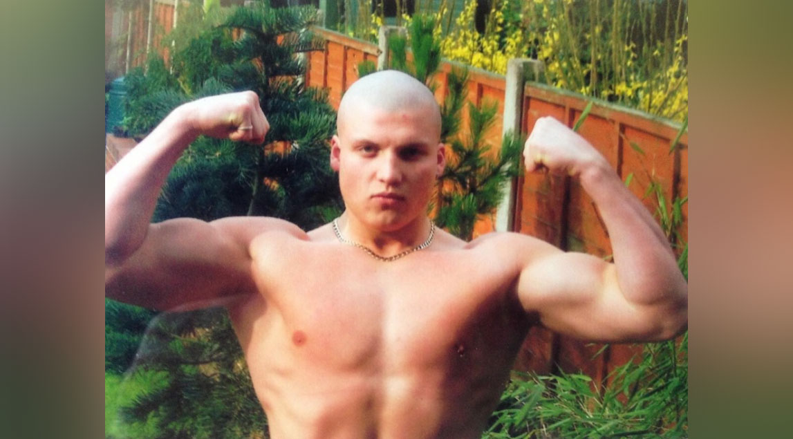 16 Year Old Eddie Hall Was Lean And Mean Muscle Fitness