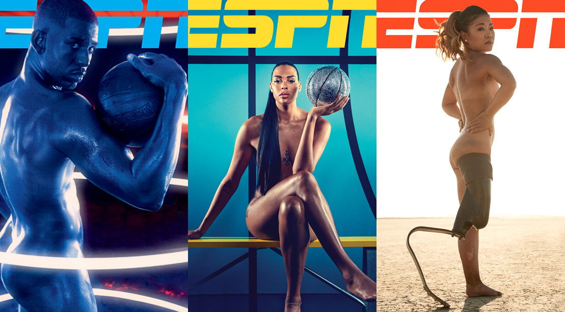 17 Stunning Photos From ESPN's 11th Annual Body Issue