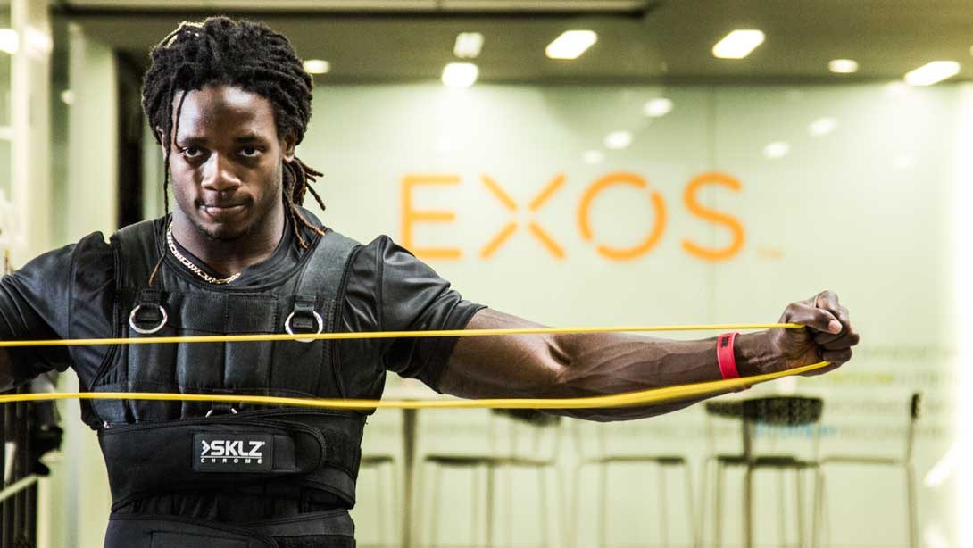 EXOS Trainers Are Redefining Fitness