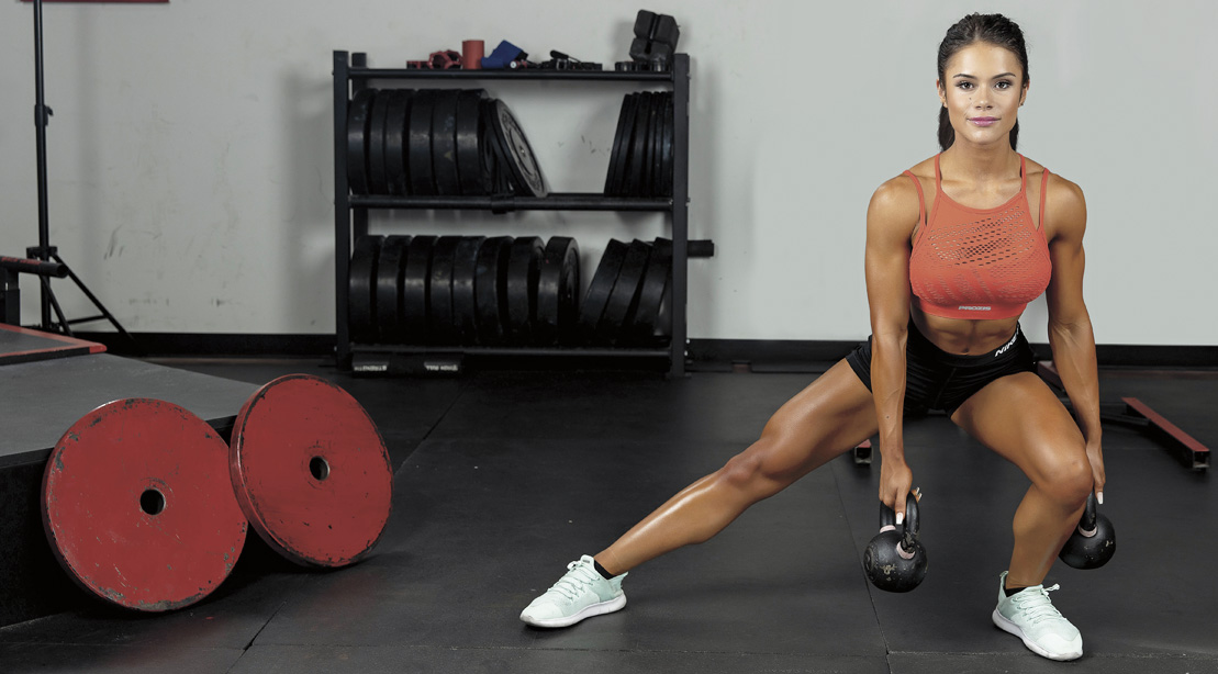 5 Lunge Variations to Shake Up Your Next Leg Day
