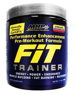 MHP Fit Trainer