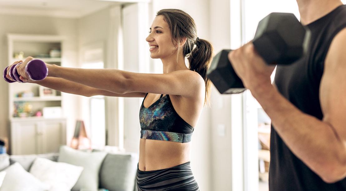 5 Best Dumbbell Exercises When Training For Strength