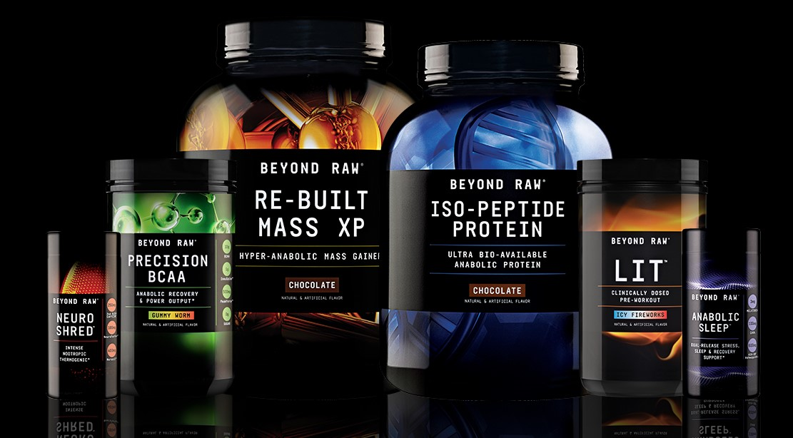 7ac7287fb2584 GNC Beyond Raw Supplements | Muscle & Fitness