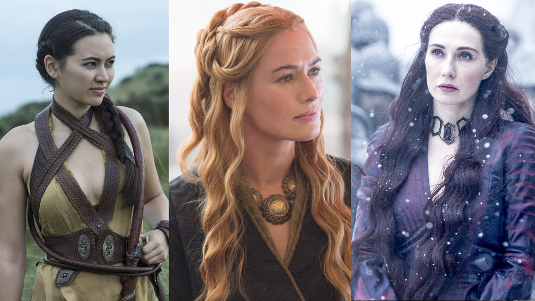 The Badass Women of 'Game of Thrones'
