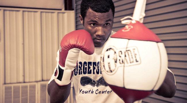 George Foreman III Boxing