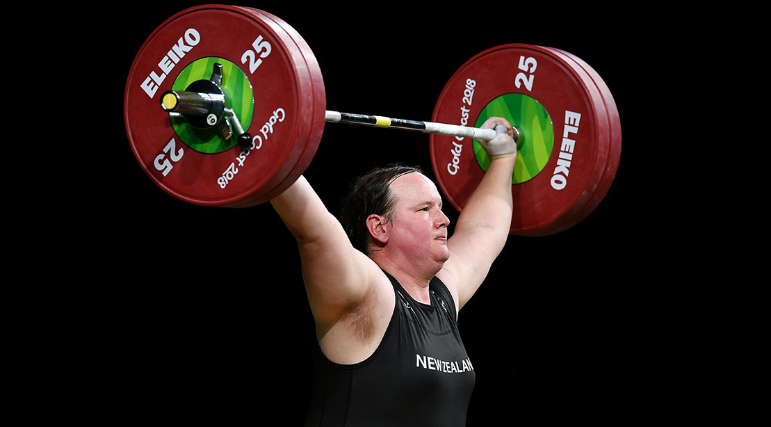 A Transgender Female Lifter Won Gold at the 2019 Pacific Games, and