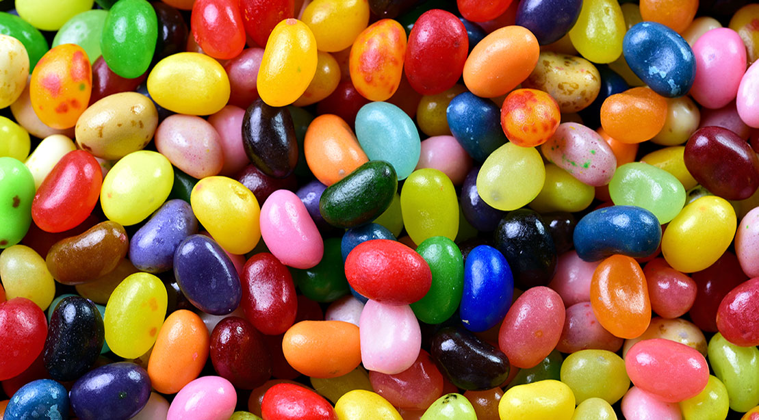 CBD Jelly Beans Hit the Market, Just in Time for Spring