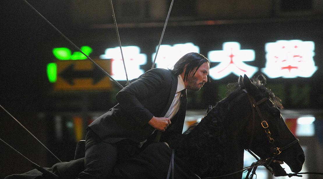 New 'John Wick: Chapter 3 - Parabellum' Trailer Released