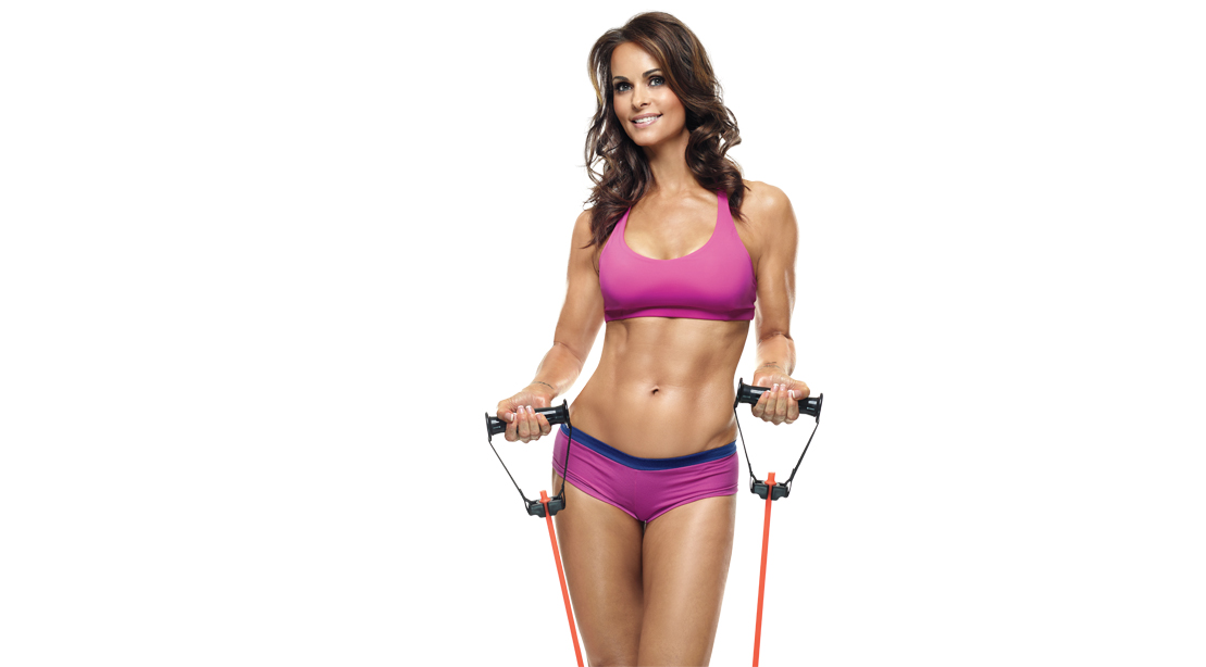 Karen Mcdougal Shares Her Workout Schedule And Fitness Tips Muscle Fitness