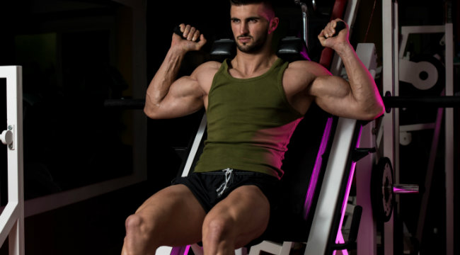 Get Negative for More Muscle Gain