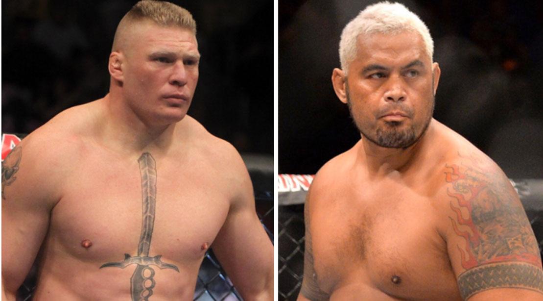Brock Lesnar to Fight Mike Hunt at UFC 200 Comeback ...