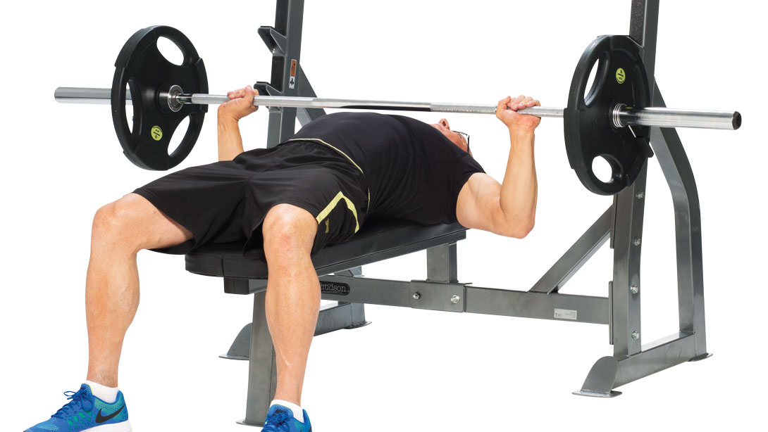 Robert Irvine's Fit Fuel Chest Day