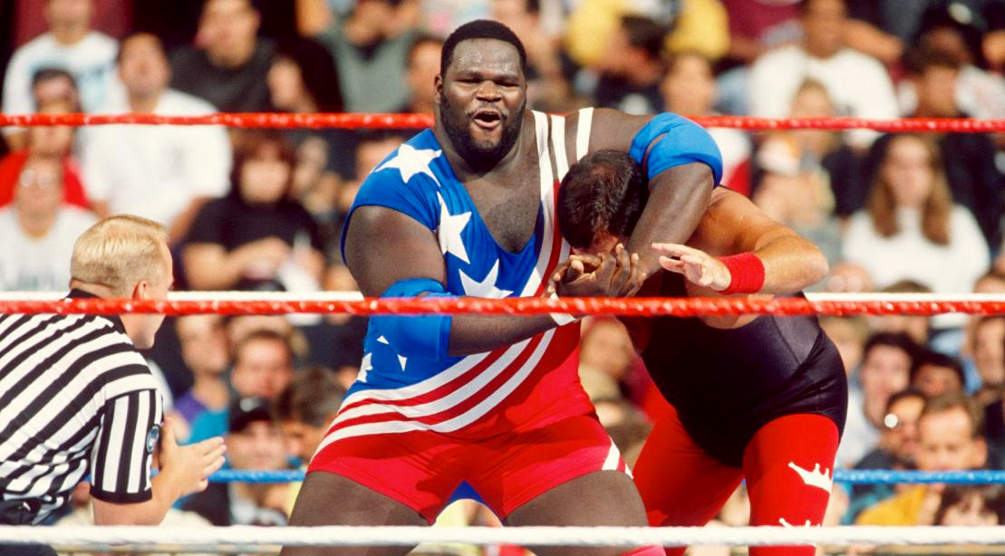 WWE's Mark Henry Talks Pro Wrestling, Staying Fit, and Eating to Lift