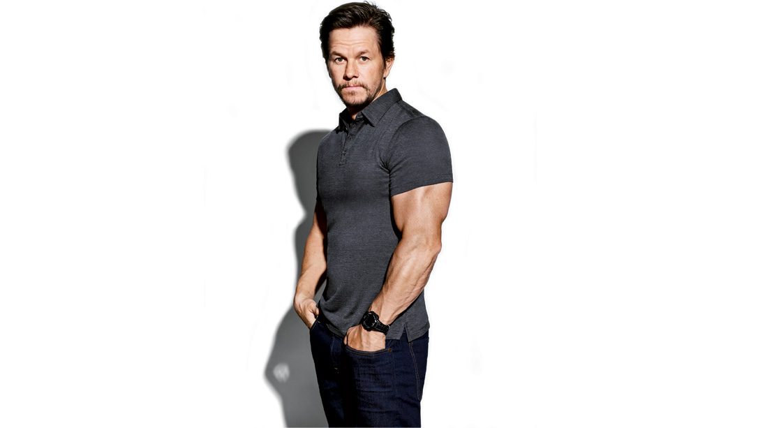 Build Muscular Arms Like Mark Wahlberg with this Workout Program