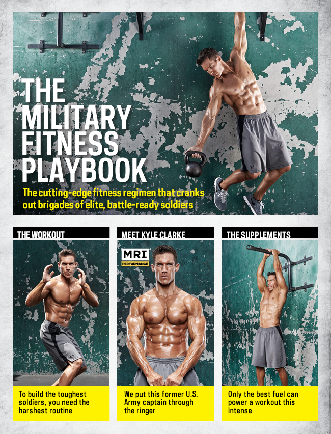 The Military Fitness Playbook | Muscle & Fitness