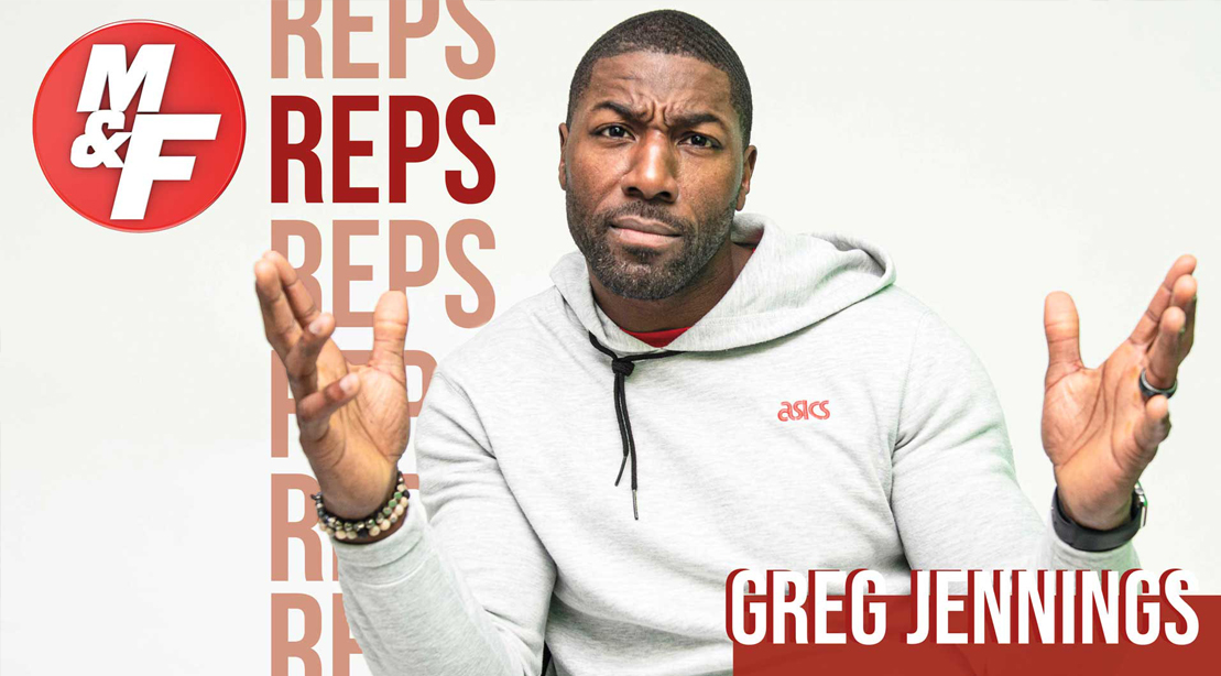 Why Greg Jennings Never Does a Flat Bench Press as a Bodybuilder