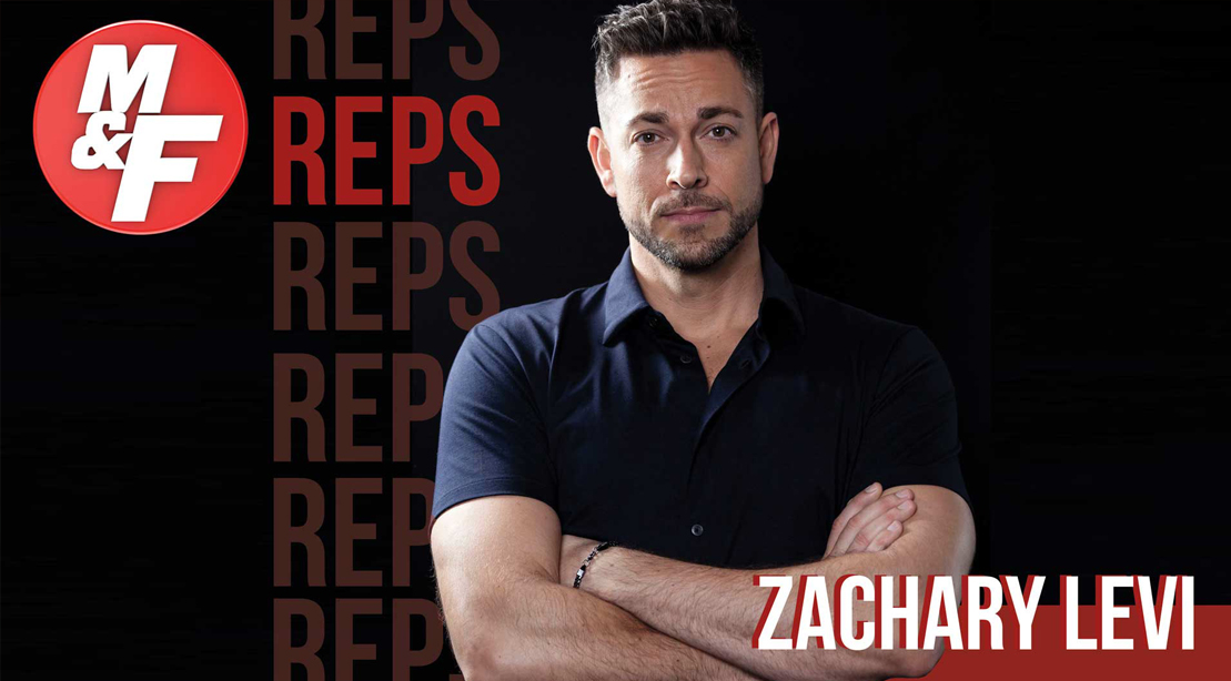 Zachary Levi's Best Tips to Improve Your Mental Health