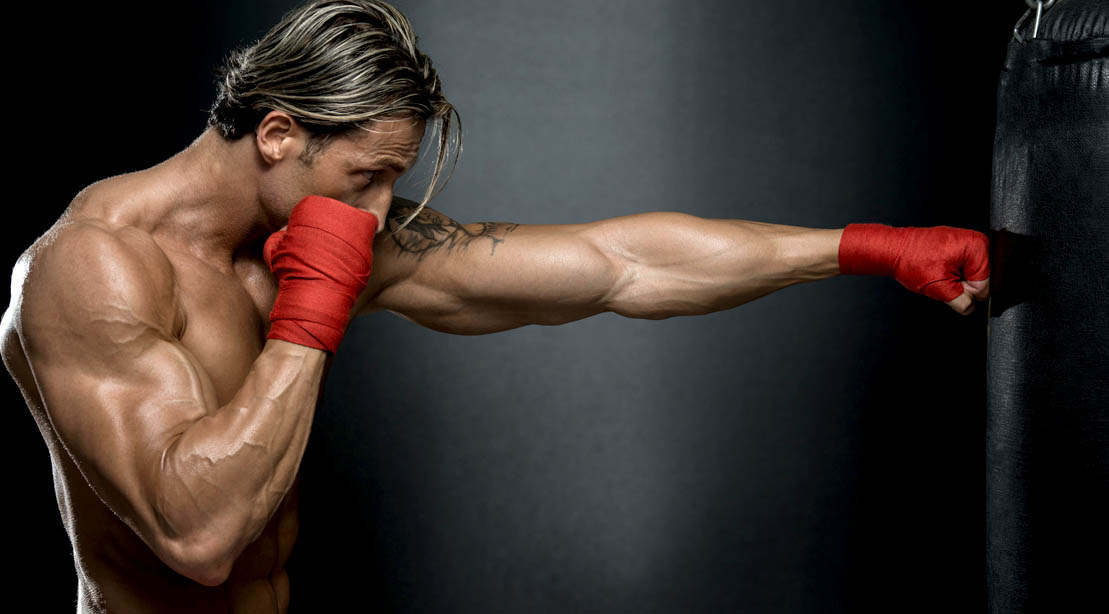 Build a Boxer's Physique Using this Bodyweight Routine