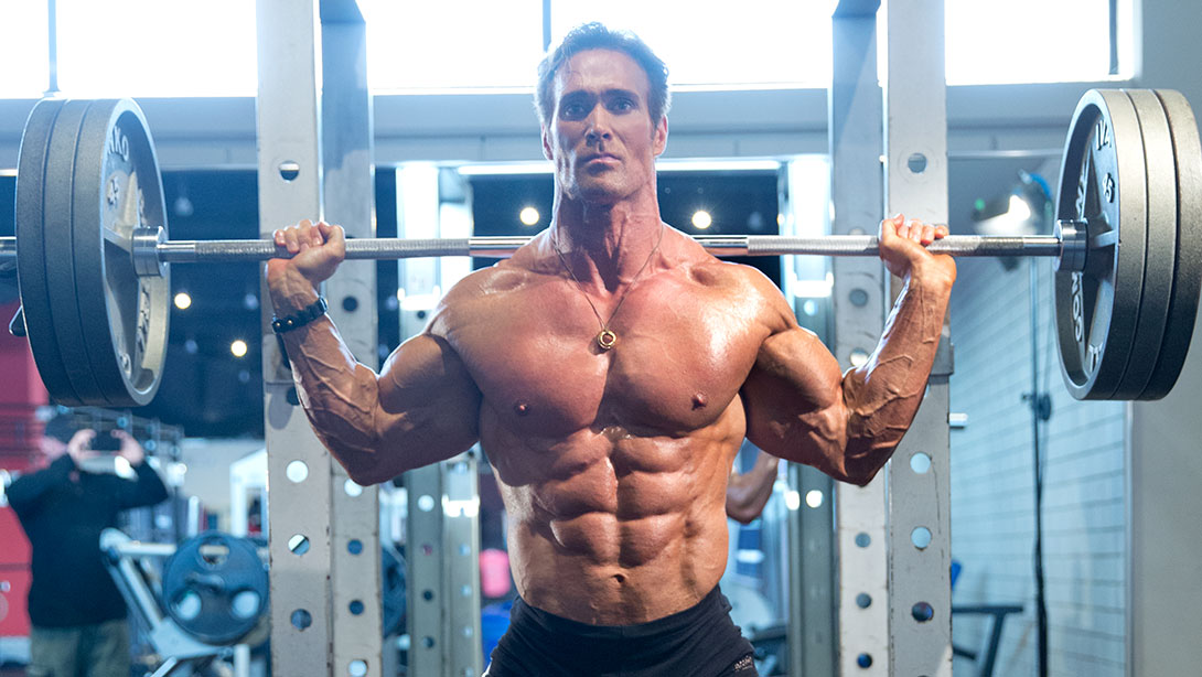 The Titan of the Fitness World Says He's All Natural
