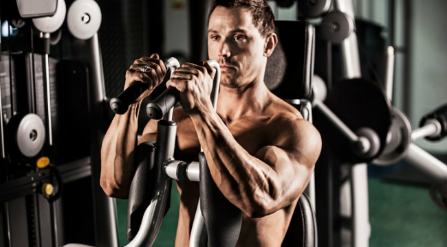 Reach Your Peak to Stimulate More Muscle Growth