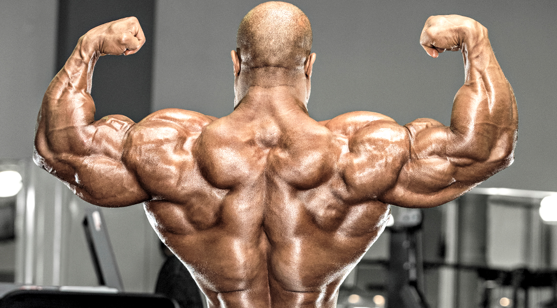 How Phil Health Trains for Wide Lats and a Detailed Back