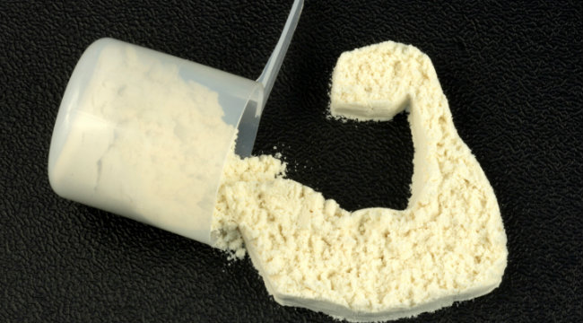 5 Proteins That Build Muscle Fast