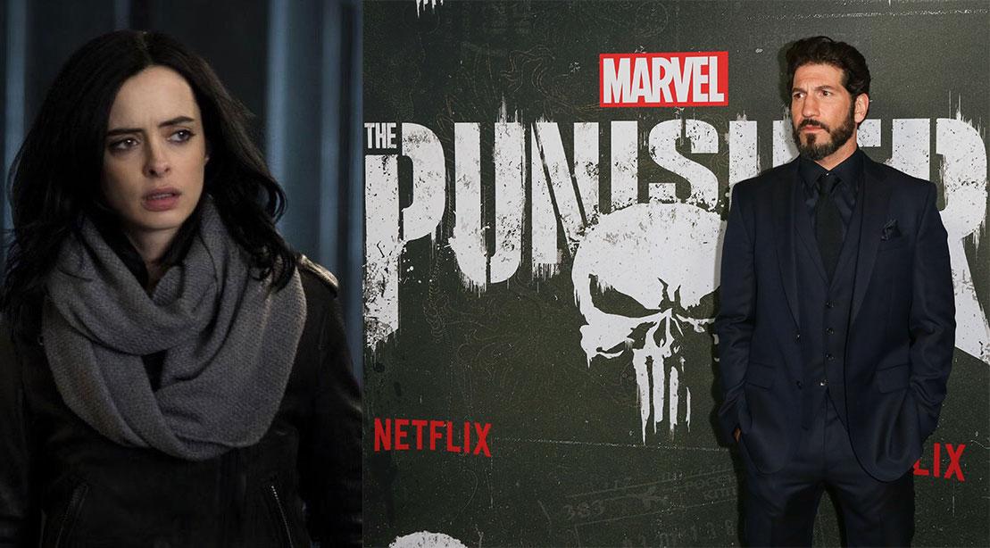 Netflix Axes 'The Punisher' and 'Jessica Jones'