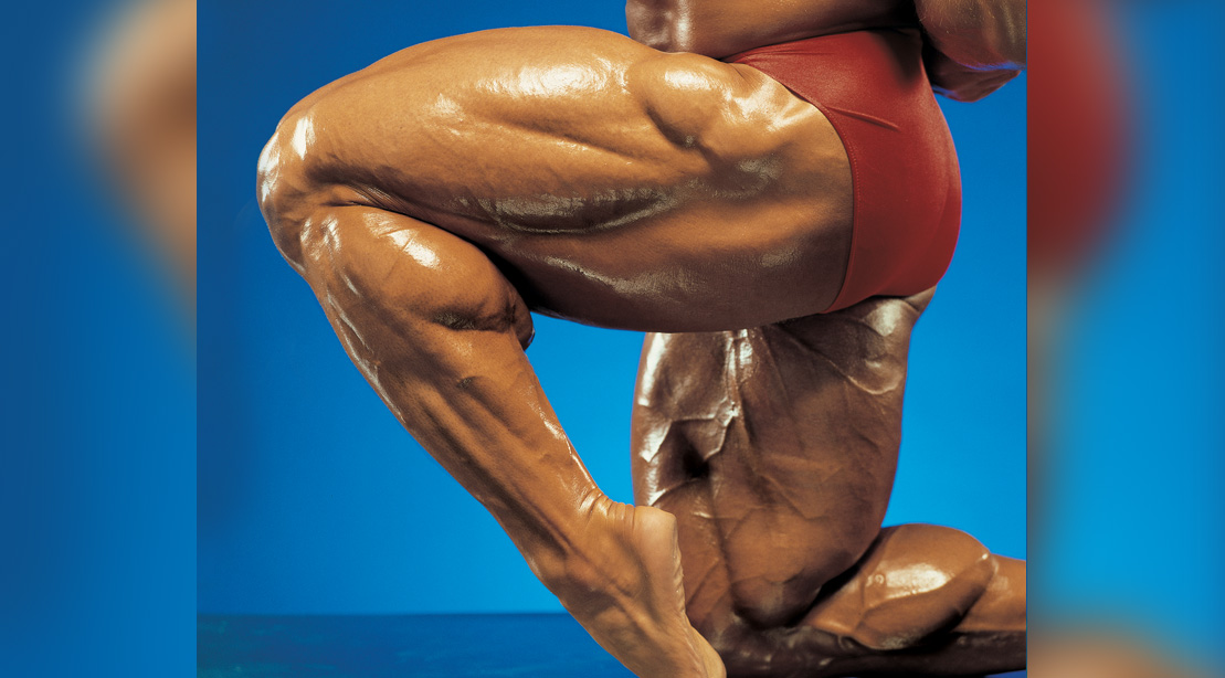 The Ultimate Quads and Hamstrings Workout