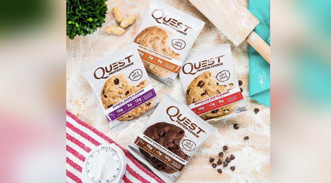 Quest cookies