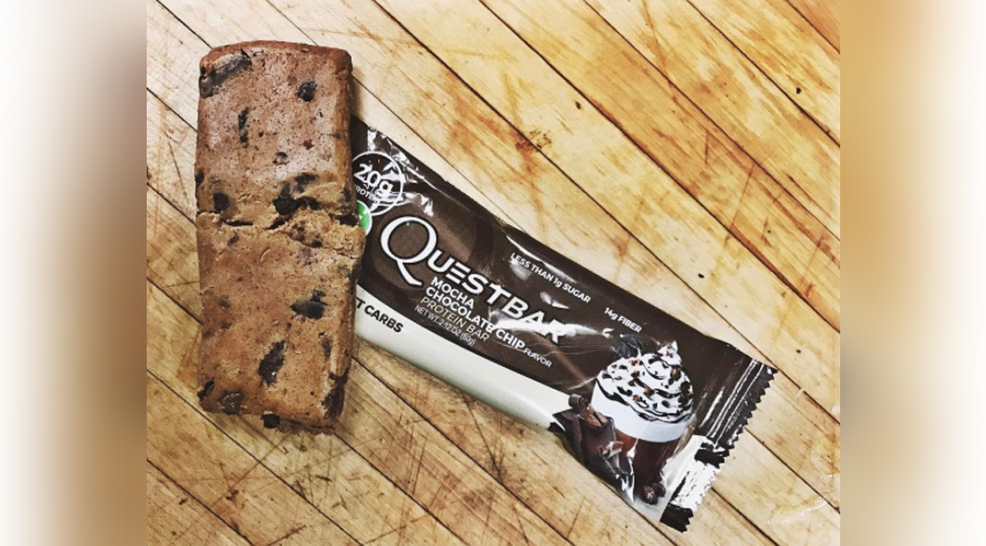 Quest Mocha Chocolate Chip Bar