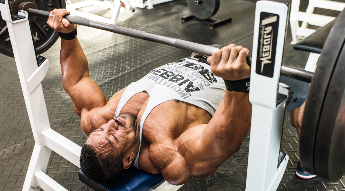The Bench Press Program to Add 20 Pounds to Your Max in 10 Weeks