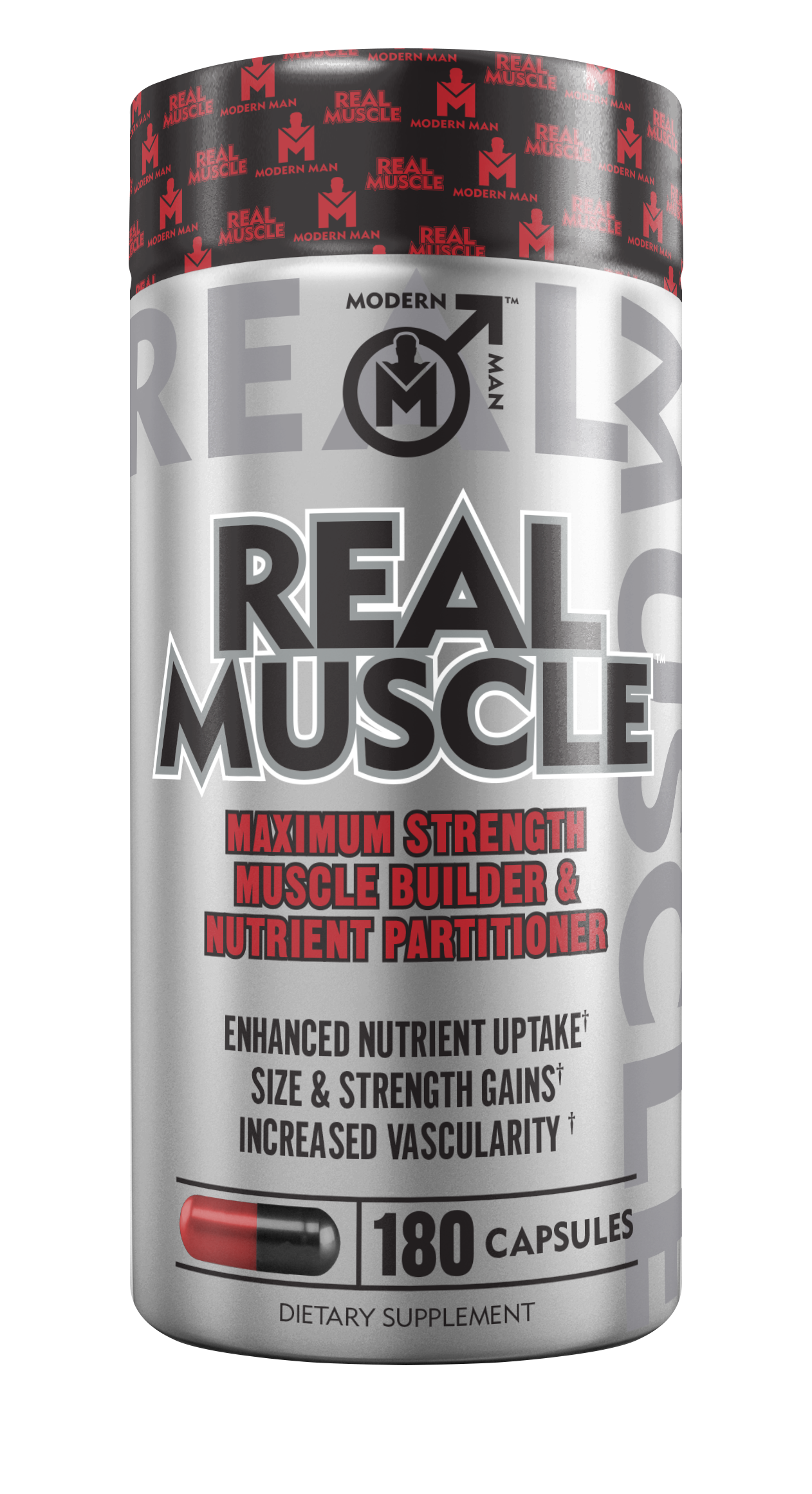 Modern Man Nutrition Real Muscle