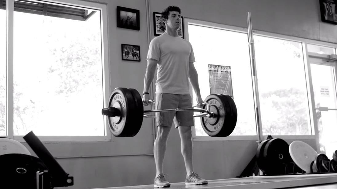 Rory McIlroys Workout Program Analyzed
