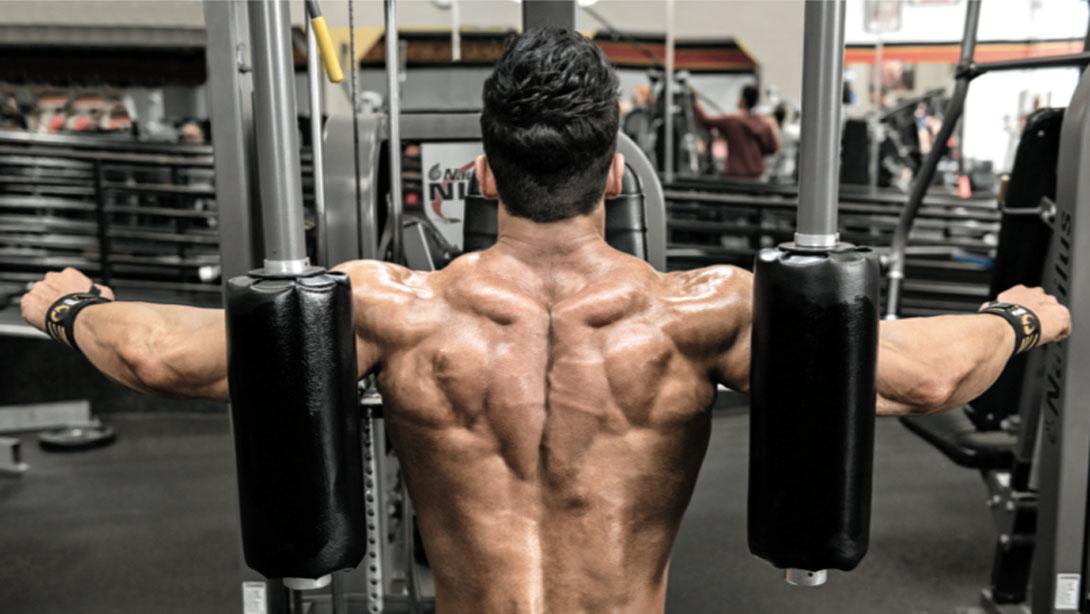 Build Bigger, Badder Shoulders Workout