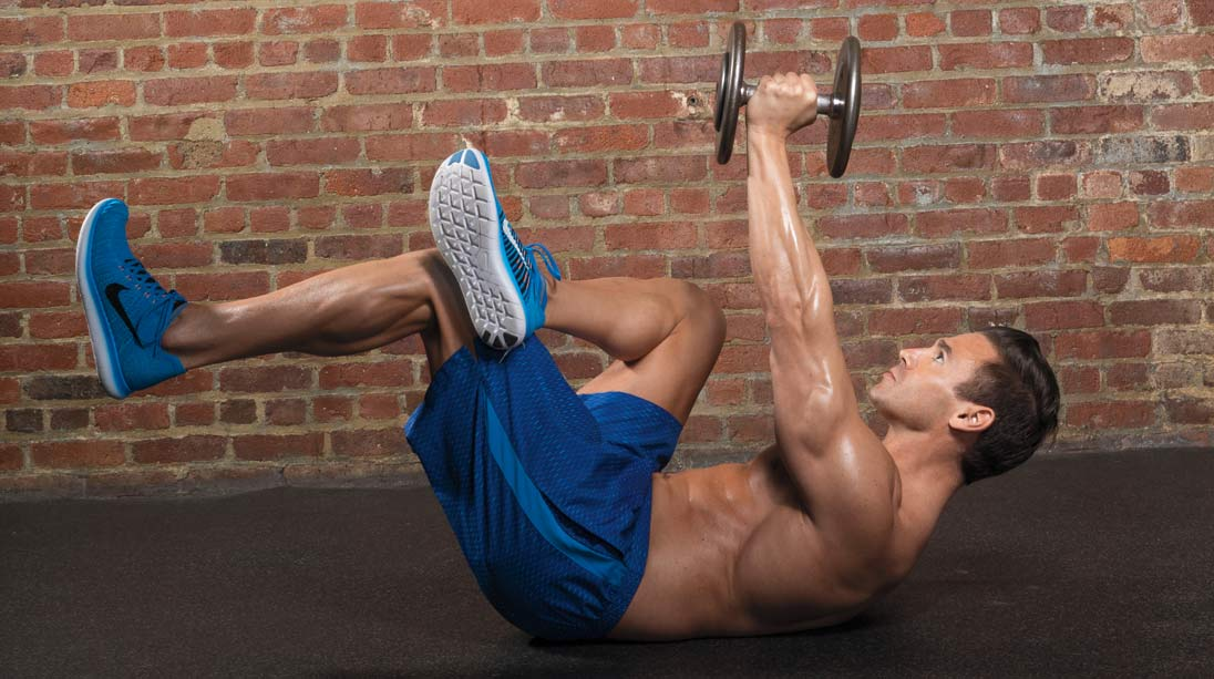 The Summer Shred: Four Weeks to Six-Pack Abs