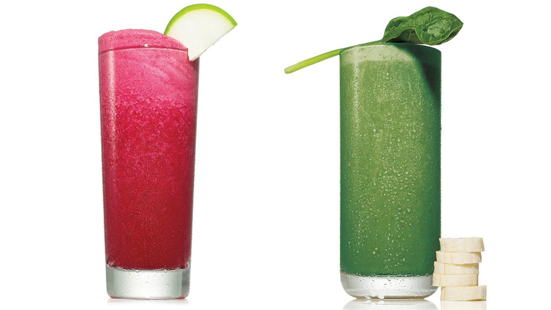 6 Smoothies for Athletes
