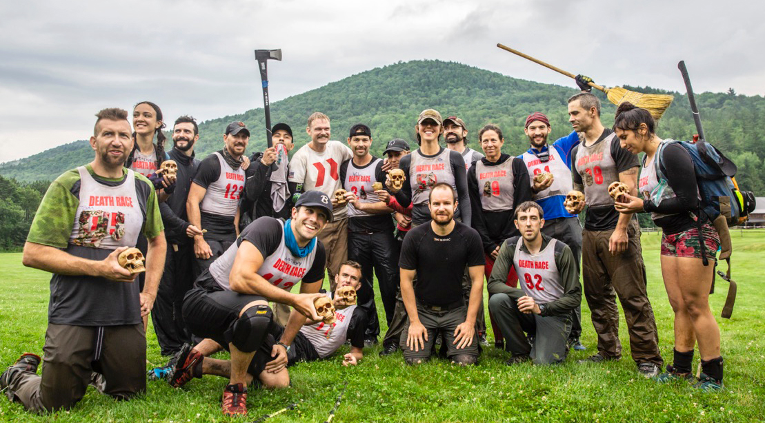 Before and After: The Spartan Death Race Survivors
