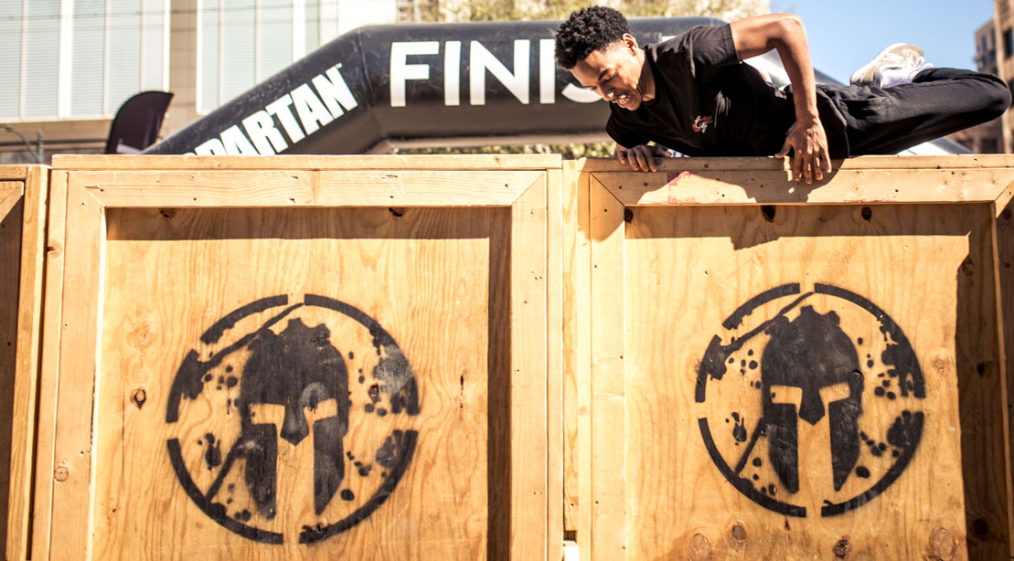 The Spartan Race Comes to Olympia Weekend