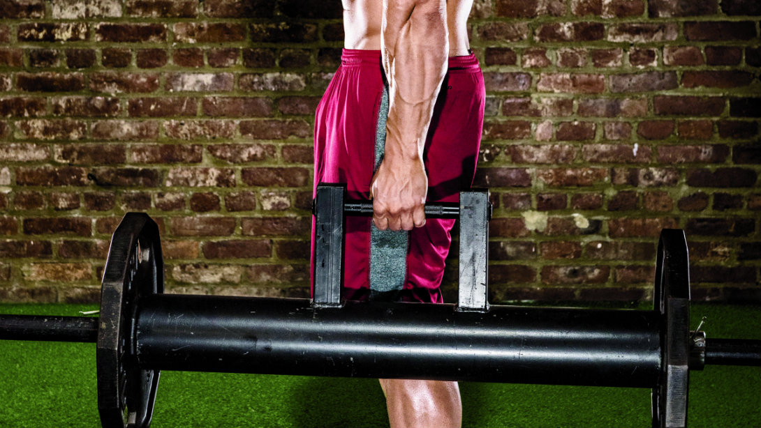 A Better Workout for Bigger Forearms