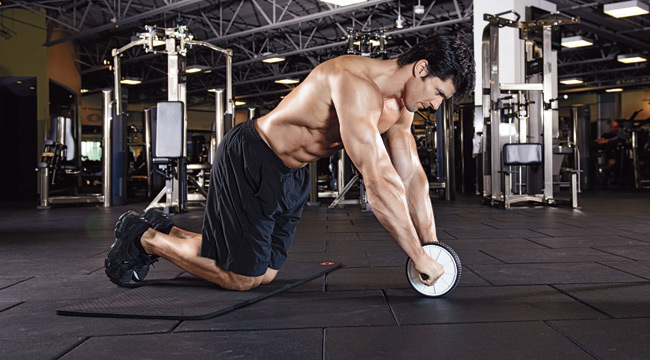 2 Supersets for Six-Pack Abs