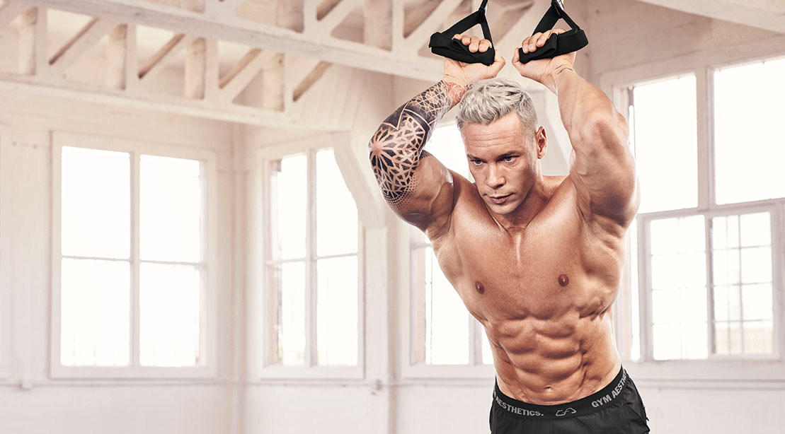 Two Suspension Trainer Workouts You Can Do in Less Than 30 Minutes