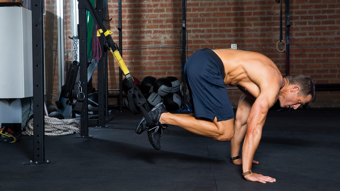 The McDermott 'Fight With a TRX' Workout