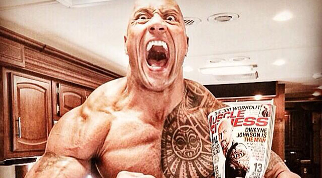 Eight Eyebrow Raising Facts About Dwayne The Rock
