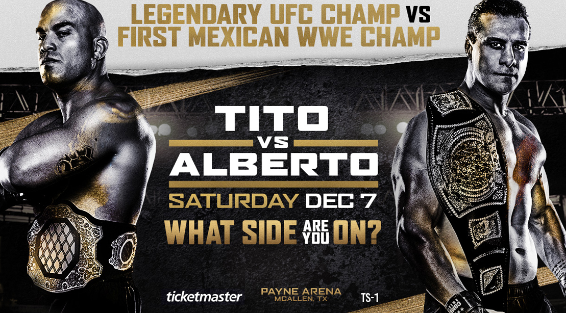 Tito Ortiz Looks to Continue Comeback Success Against Alberto 'El