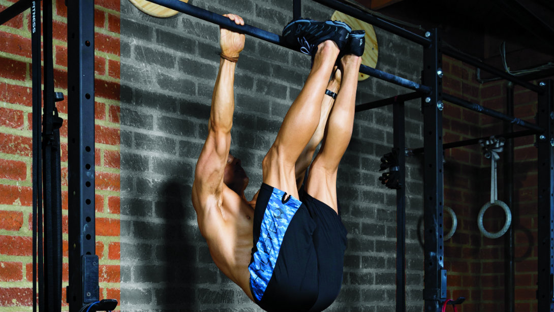 Bar Raising Bodyweight Workout